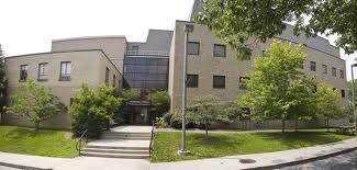 Savage Hall at Cornell University where Dr. Campbell earned his PhD and taught for many years