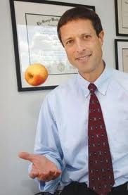 Dr. Neal Barnard, one of the brave medical pioneers featured in our book.