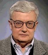 Roger Ebert - well before being diagnosed with cancer