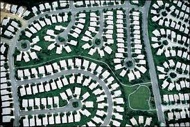 From an energy standpoint, the most wasteful forms of housing known to man