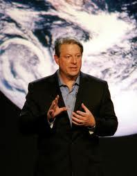 Al Gore, Nobel Prize Winner