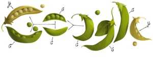 I always liked this plant-based version of the Google logo.