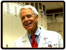 Caldwell Esselstyn, MD. Director of Cardiovascular Disease Prevention and Reversal at the Wellness Institute of the Cleveland Clinic.
