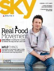 Jamie Oliver Sky