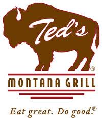 Ted even has a chain of restaurants that he could transform quickly -- Save the buffaloes -- Eat More Plants!