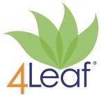 617 jpeg 4Leaf Logo