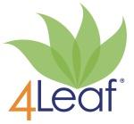 617 jpeg 4Leaf Logo