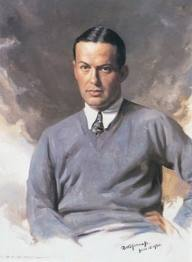 Bobby Jones, founder of the Augusta National Golf Club