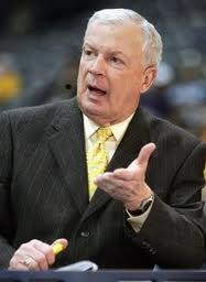 Digger Phelps was among those with a prostate cancer story in 2012.