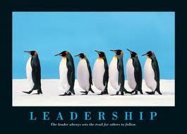 The most important three ingredients for program success: Leadership, Leadership & Leadership