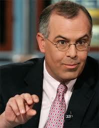 David Brooks of the New York Times