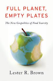 Like ours, Mr. Brown's book features a single apple on the cover. And like our apple, his tells a story.