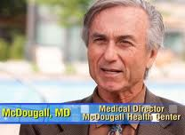 I attended an Advanced Study Weekend at Dr. McDougall's California facility in 2007---the same site where Whole Foods CEO John Mackey brought a large group of his associates.