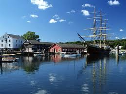 Connecticut; the Mystic Seaport a few minutes from my home.