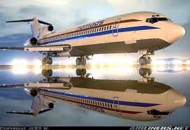 For my 727th consecutive daily blog, I feature the Boeing 727.