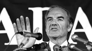 George McGovern, another visionary American who was a friend and follower of Nathan Pritikin