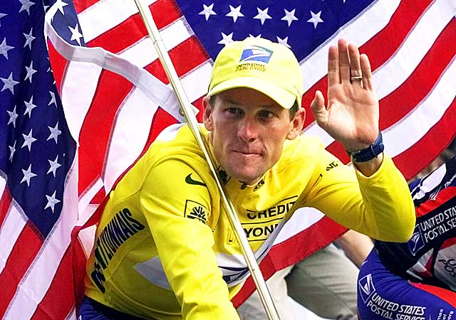 "A fierce competitor---this man will ride again, and I would be proud to ""ride"" with him."