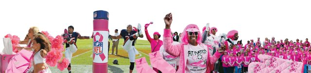 War on breast cancer