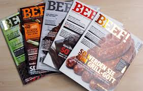 I think BEEF Magazine is pleased that Mark is helping to keep the public confused.
