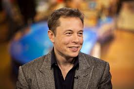 Elon Musk as he appeared in Business Week