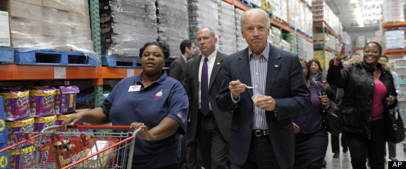 Even Joe Biden shops at CostCo. Maybe CostCo can show our elected leaders how to get our nation's healthcare bill under control.