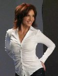 Marilu Henner, actress, starred on Taxi, memory expert, health writer, etc.