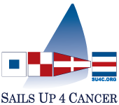 Sails up for cancer