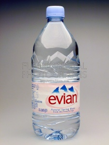What's the most you ever paid for a quart of Evian?