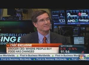 David Dillon, CEO