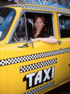 One more thing, some of you may remember Marilu from her starring role in TAXI.