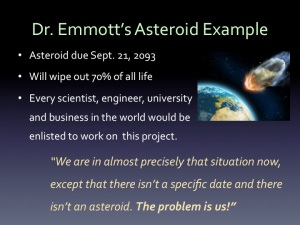 55 Asteroid Example