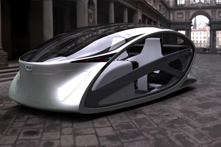 This futuristic Mercedes made me think of Elon Musk, whose TESLA was a total re-design. Just sent his assistant a link to this blog.
