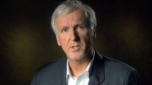 "James Cameron as he appears in the upcoming documentary, ""Years of Living Dangerously."""