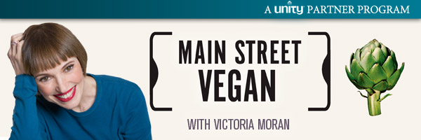 Victoria Moran of Main Street Vegan