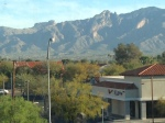 Tucson from my hotel room