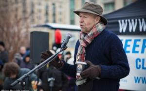 Dr. James Hansen of Columbia University