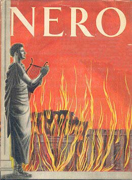 Burned Rome Nero And While Fiddled