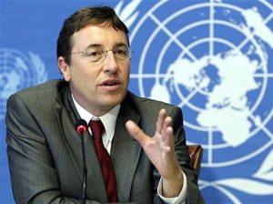 Achim Steiner, UNEP