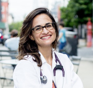 Meet Dr. Michelle McMacken of New York City
