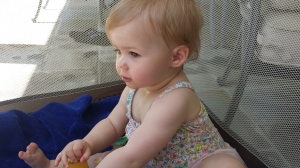 Evvy Laura Shewchuk, my second youngest grandchild.