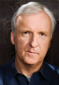 James Cameron, director of Titanic and Avatar, the top grossing films of all time