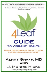 Co-written by a family medicine physician, this book covers ALL the reason we should be eating mostly whole plants.