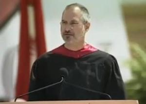 "Steve Jobs -- ""Stay Hungry, Stay Foolish"" speech. Stanford 2005."